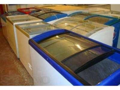 торговое оборудование БУ Витрины холодильные