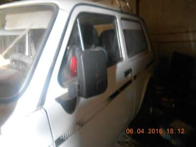 легковой автомобиль ВАЗ 21213