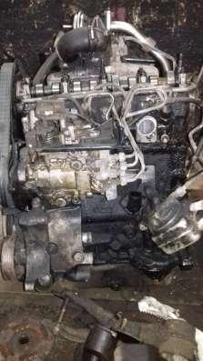 Мотор и КПП Фольксваген Т 4 АВL 1,9 ТD 2000г