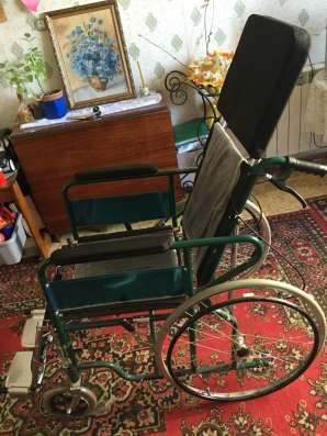 Кресло каталка, инвалидное кресло