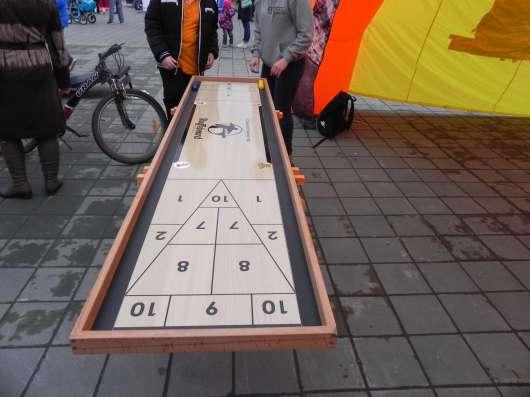 Шаффлборд, английская настольная игра! в Москве Фото 4