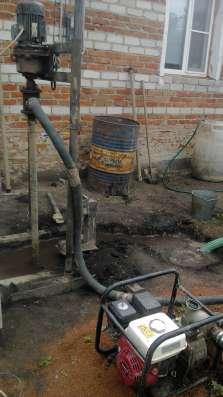Бурение скважин на воду в Тамбове и Тамбовской области Фото 1