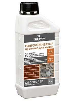 Гидрофобизатор-пропитка для камня Medera 310 Concentrate