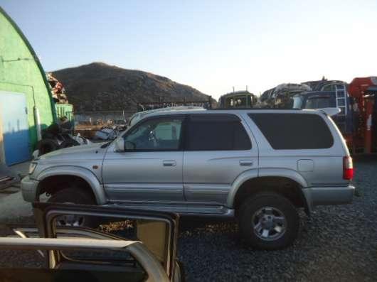 Продажа авто, Toyota, Hilux Surf, Автомат с пробегом 100000 км, в г.Находка Фото 1