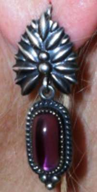 Украшения для женщин мельхиор серебро