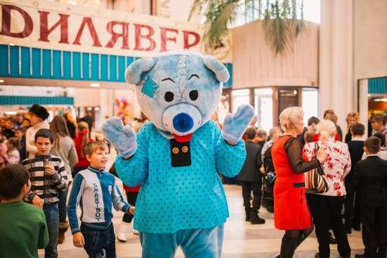 Аниматоры. мыльное шоу. детские праздники. сердце-курьер в Москве Фото 3