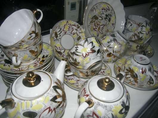 Чайный сервиз в Москве Фото 2