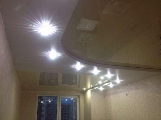 Натяжные потолки в г. Долгопрудный Фото 1