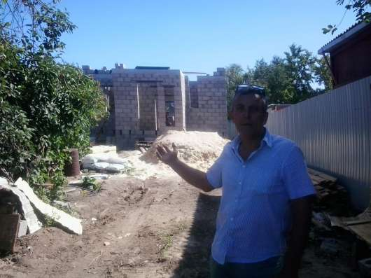 Строительство домов г. Волгоград