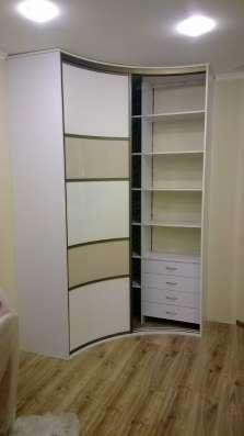 Шкаф купе кухни спальни