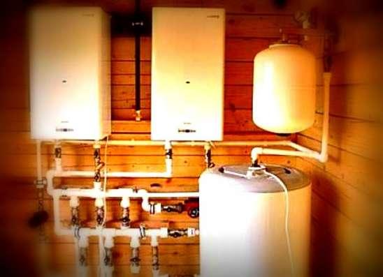 Электрические котлы отопления в Балаково Фото 1
