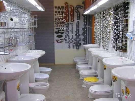 Продажа и установка всех видов сантехники