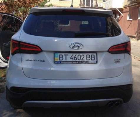 Тюнинг фонари задняя оптика Hyundai santa Fe IX45 2013+