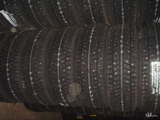 Новые зимние Dunlop 225/70 R16 Winter ICE01
