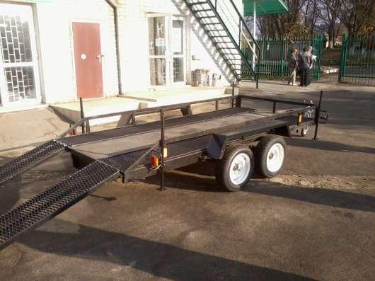 Прицеп для авто от производителя в г. Киев Фото 1