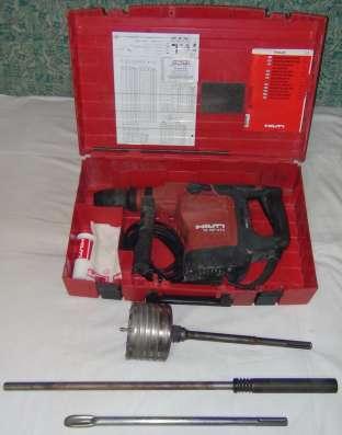 Профессиональный инструмент Hilti TE 76P-ATC - комплект