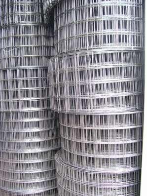 Продам рулонную кладочную сетку (оцинкованная/не оцинкованна