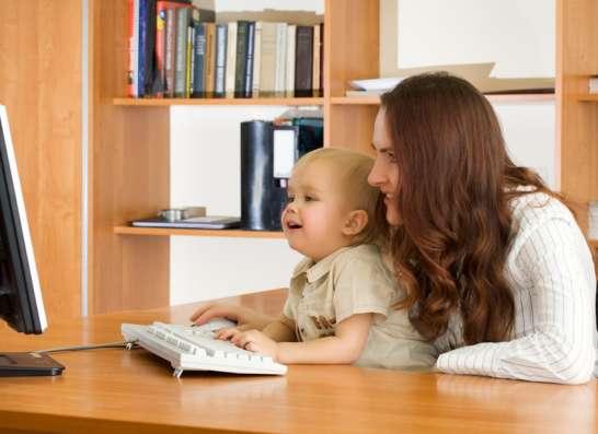 Работа для мамочек в декрете, студентов, пенсионеров