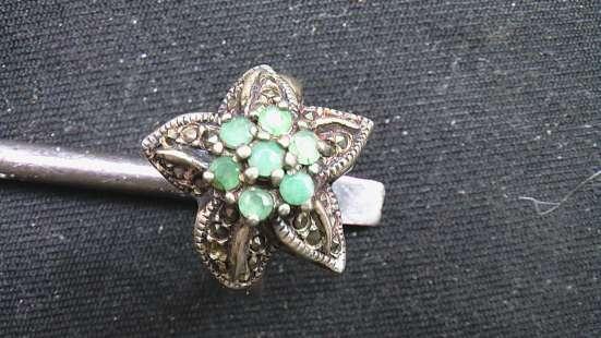 Серебро кольцо перстень