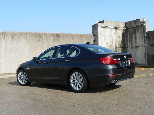 Продажа авто, BMW, 5er, Автомат с пробегом 30000 км, в Москве Фото 1