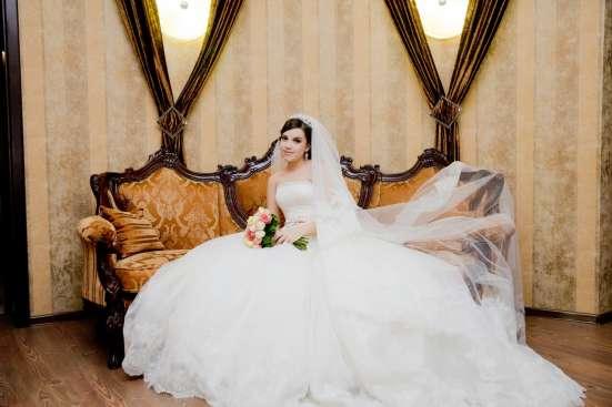 Свадебное платье в Армавире Фото 1