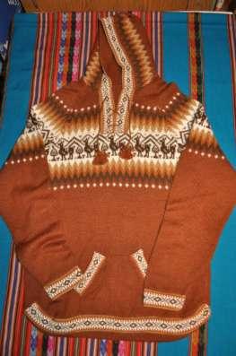 Теплые кофты из натуральной шерсти ламы Размер: 42–44 (S)