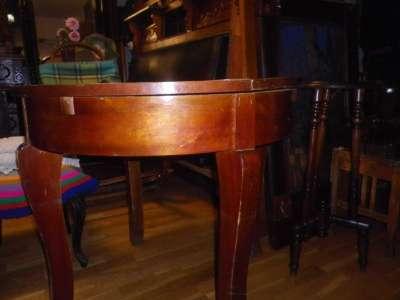 Старинный круглый стол в Москве Фото 5