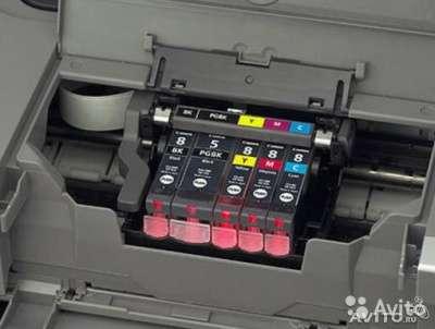 принтер Canon Pixma iP4200 в Абакане Фото 1