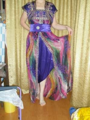 Восточное платье-костюм в Красноярске Фото 2