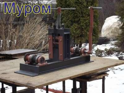 Ручной  трубогиб для профтрубы РТПТ-07