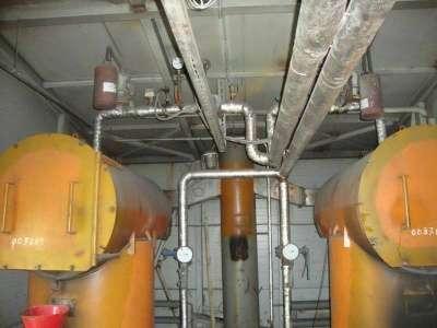 Котельная установка 0,4 МВт (угольная)