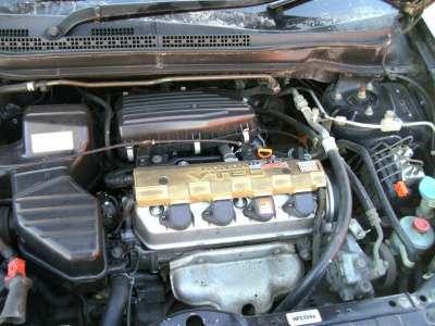 Подержанный автомобиль Honda