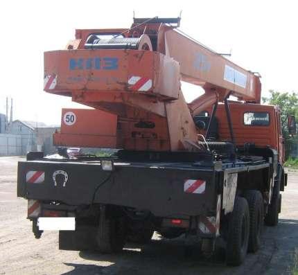 Продам автокран 25 тн; 2010 г/в