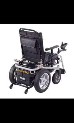 Инвалидная электрическая Bonito LY-EB-103-390017 в Омске Фото 1