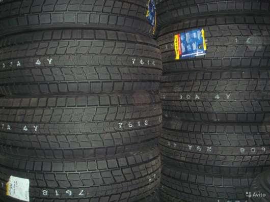 Новые японские Dunlop 275/70 R16 Winter Maxx SJ8 в Москве Фото 3