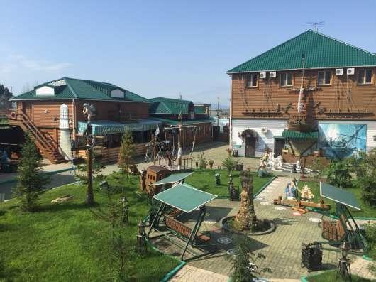 База отдыха Форт Артуа ул Юнгов 3-а Хабаровск