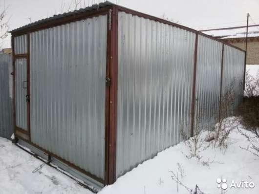 Продаю гаражи металлические
