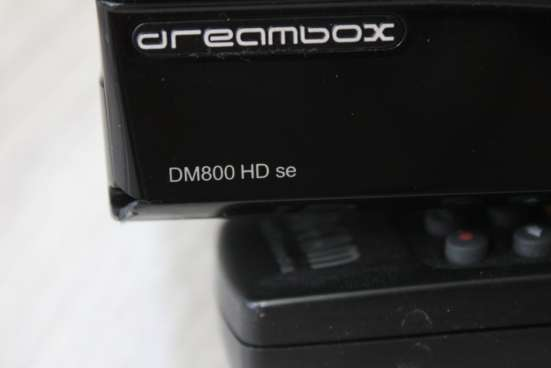 Спутниковый ресивер Dreambox DM 800 HD SE
