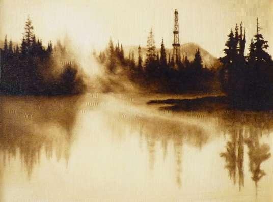 Картины нефтью на холсте на заказ в Москве Фото 1