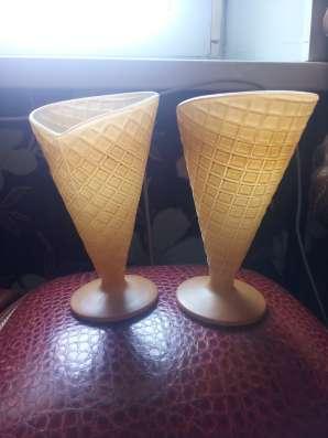 Продам бокалы под мороженое