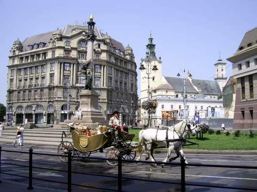 Майские праздники во Львове
