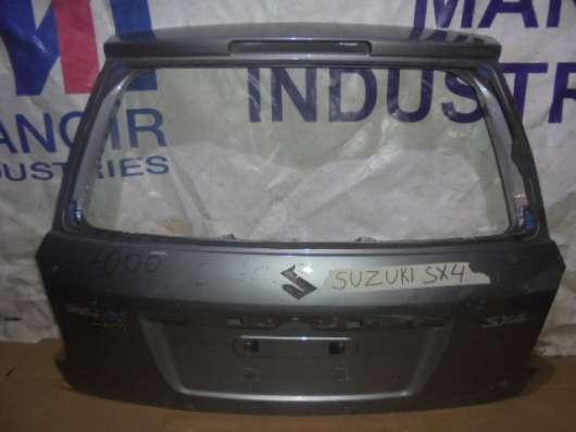 крышка багажника Сузуки сх4