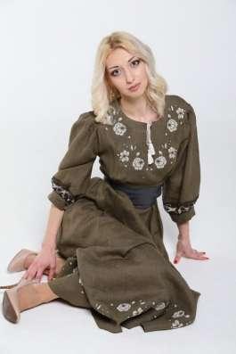 Продаю вишитие платья и рубашки делаю дизайни для машинной в в г. Коломыя Фото 4