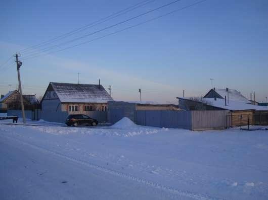 Продается дом на юге Тюменской области
