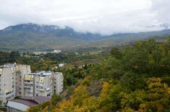 Участок в Крыму пгт Гурзуф 25 соток