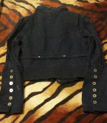Новая куртка 4в1 синяя