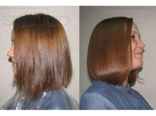 Балаяж, кератиновое выпрямление, пилинг, ламинирование волос в Екатеринбурге Фото 1