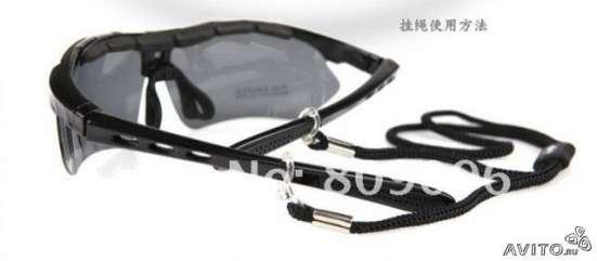 Спортивные очки со сменными линзами + с диоптриям в Волгограде Фото 4