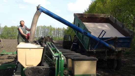 Загрузчики сеялок ЗС - 30 М с полубортом в г. Умань Фото 1