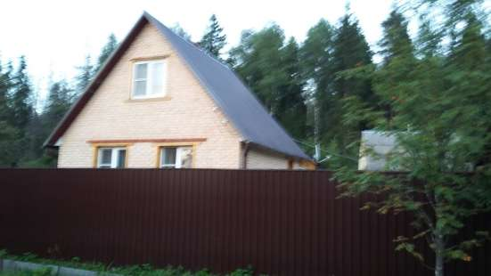 Продажа дачного участка с домом